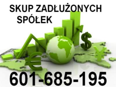 Kupimy Zadłużone Spółki 299 Ksh