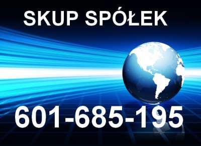 Odkupimy Zadłużone Spółki Tel. 601-685-195