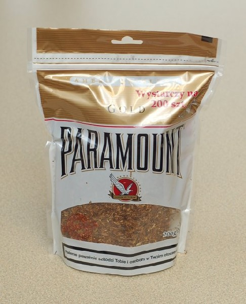 Tytoń Ondraszek Korsarz 723-851-489 Paramount Grodzki 5