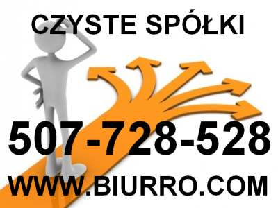 Wirtualne Biuro - Biurro.com - Spółki Nip/vat