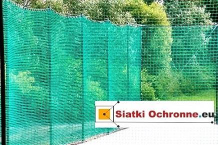 Siatki Na Boisko, Osłony Boiska