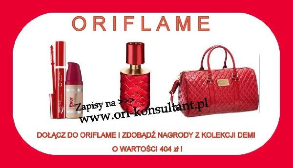 Dołącz Do Oriflame - Zdobądź Torbę Od Demi Moore! 3